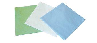 Patientserviet af crepe-papir